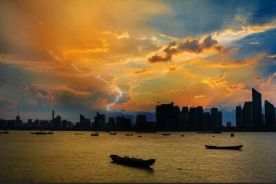 深圳政府在以色列进行旅游推广和文博会推介